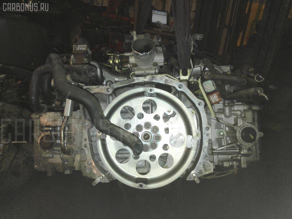 Двигатель SUBARU LEGACY WAGON BH5 EJ202 Фото 4