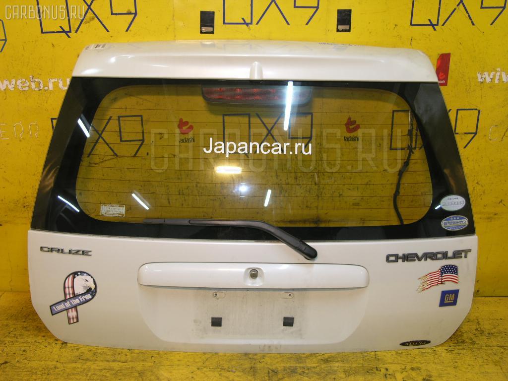 Дверь задняя SUZUKI CHEVROLET CRUZE HR52S. Фото 3
