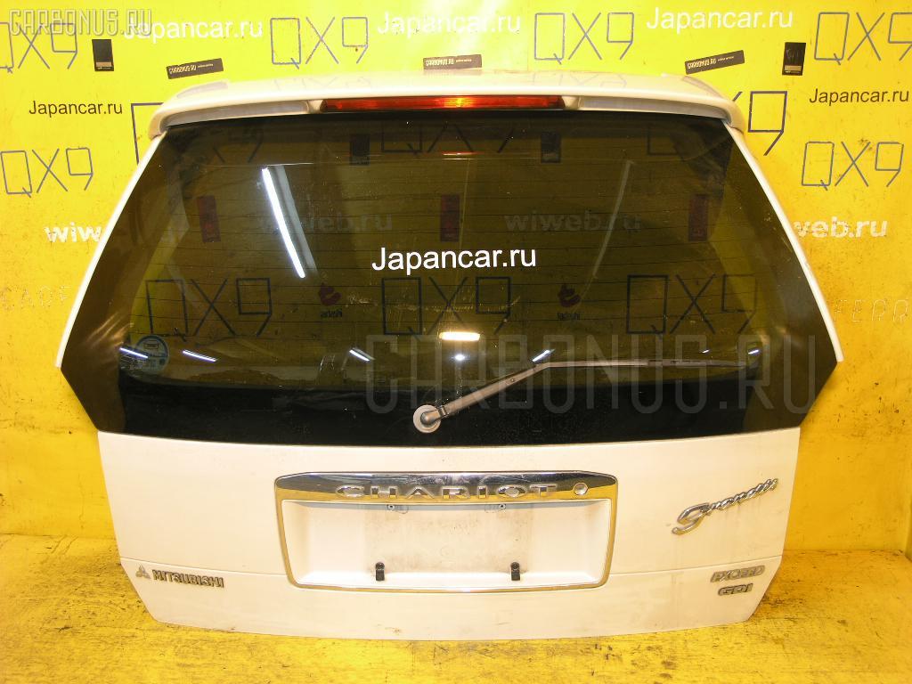 Дверь задняя MITSUBISHI CHARIOT GRANDIS N84W. Фото 9