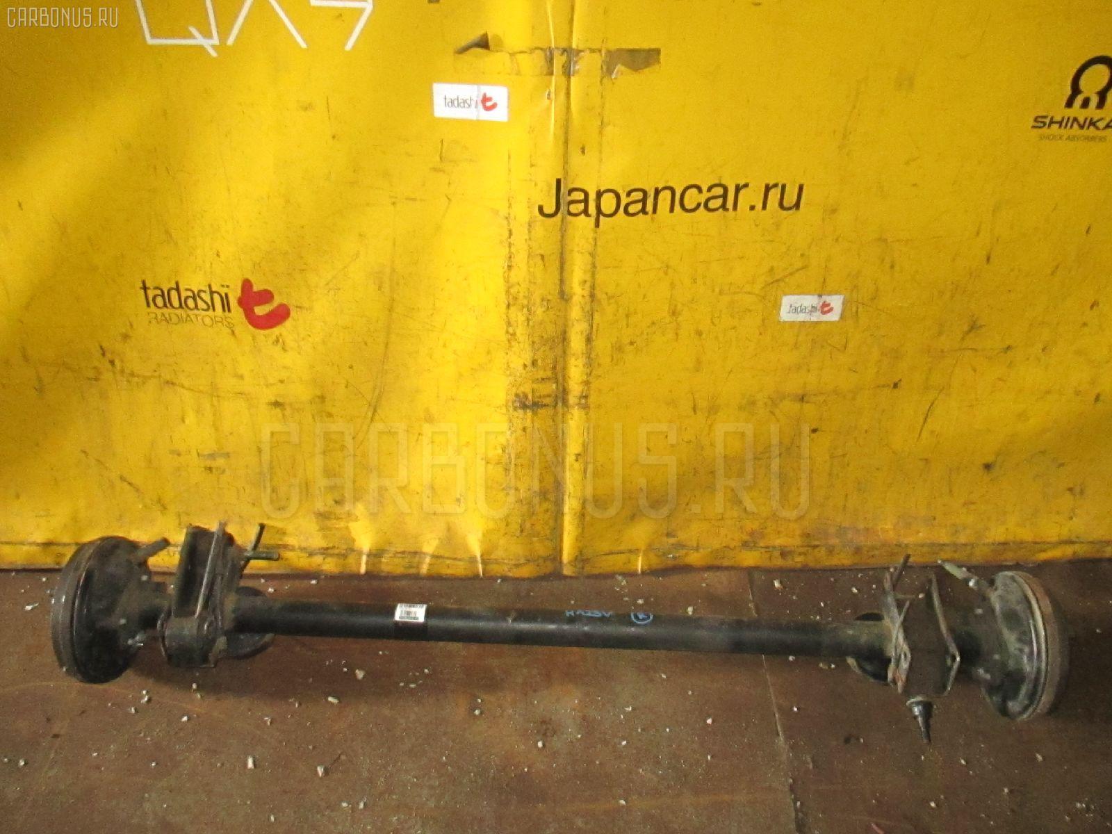 Балка подвески SUZUKI ALTO HA23V K6A Фото 6