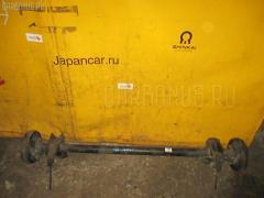 Балка подвески Suzuki Alto HA23V K6A Фото 3