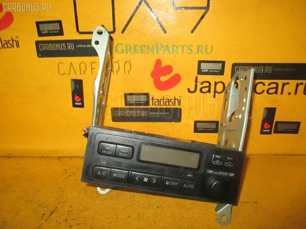 Блок управления климатконтроля TOYOTA MARK II JZX100 1JZ-GE Фото 2