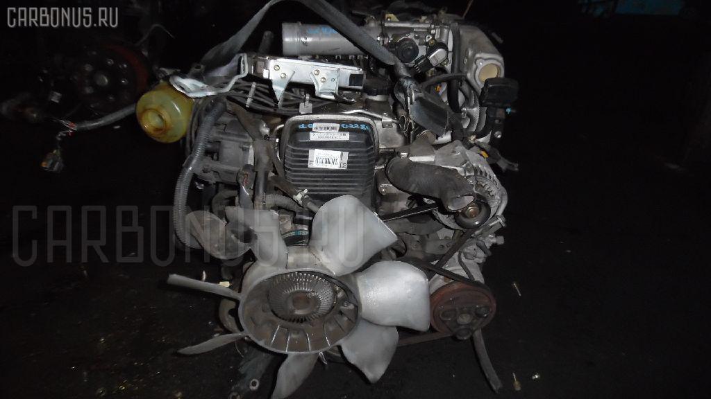 Двигатель TOYOTA GX100 1G-FE. Фото 1