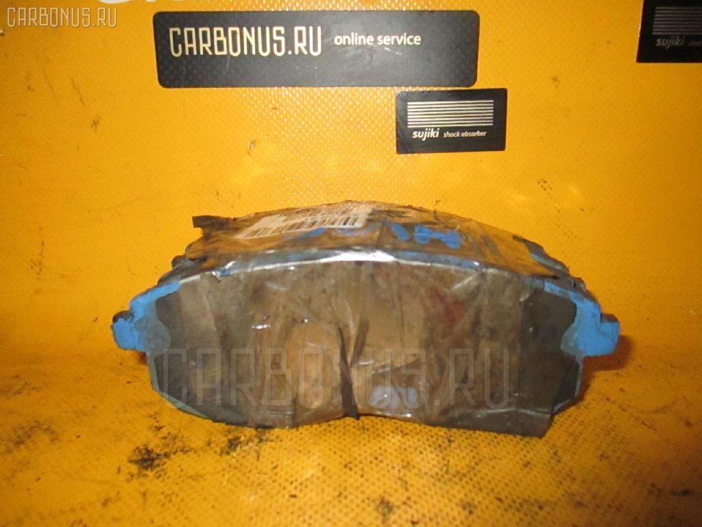 Тормозные колодки NISSAN SKYLINE NV35 VQ25DD. Фото 2