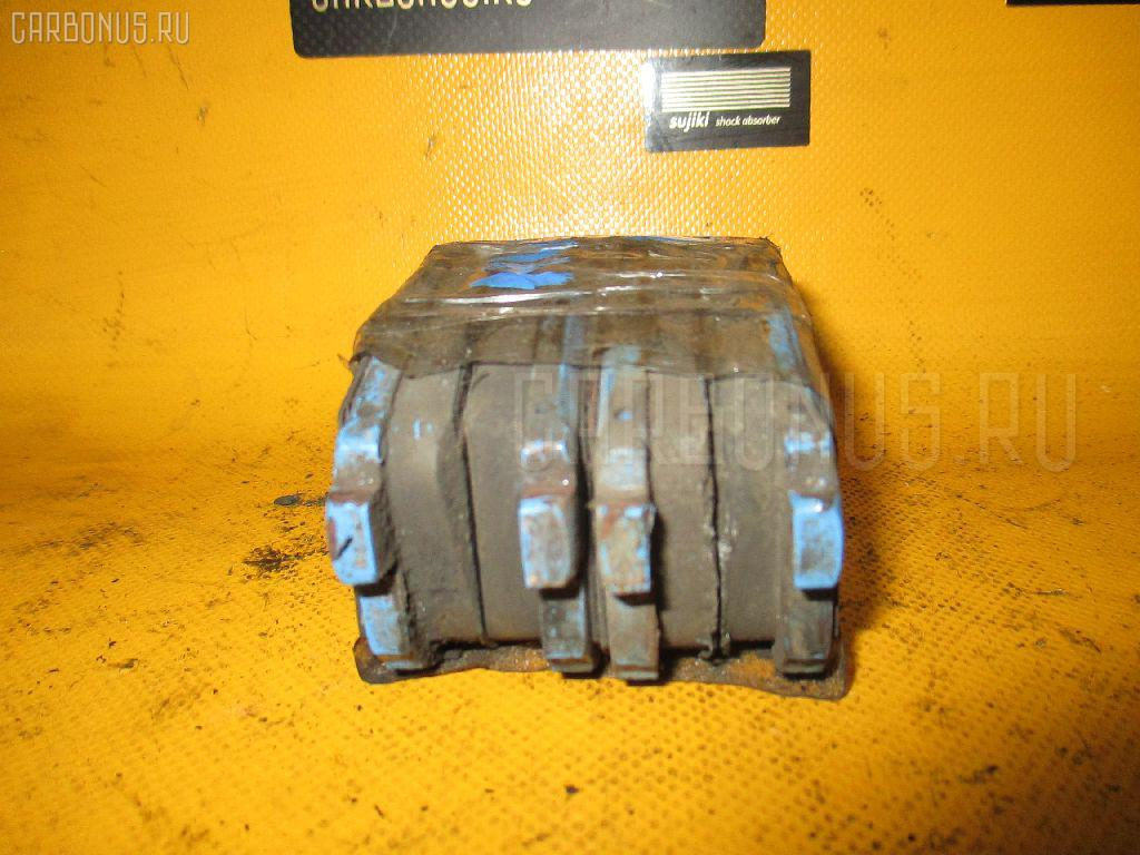 Тормозные колодки NISSAN SKYLINE NV35 VQ25DD. Фото 3
