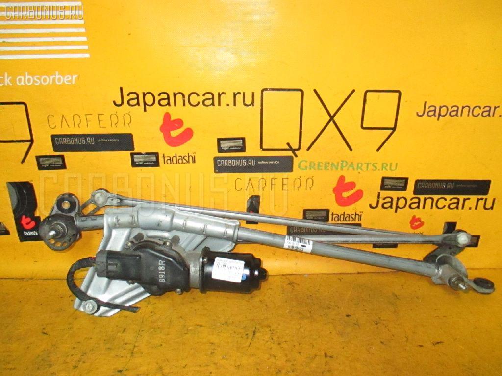 Мотор привода дворников SUBARU LEGACY WAGON BH9 Фото 1