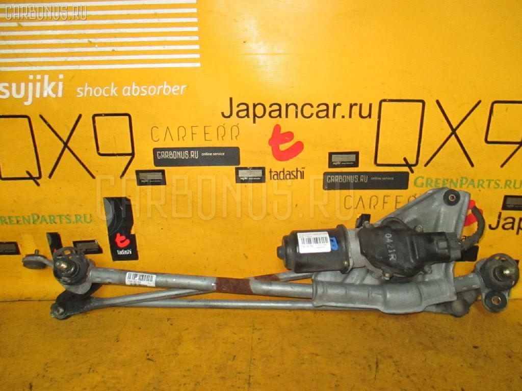 Мотор привода дворников Subaru Legacy lancaster BHE Фото 1