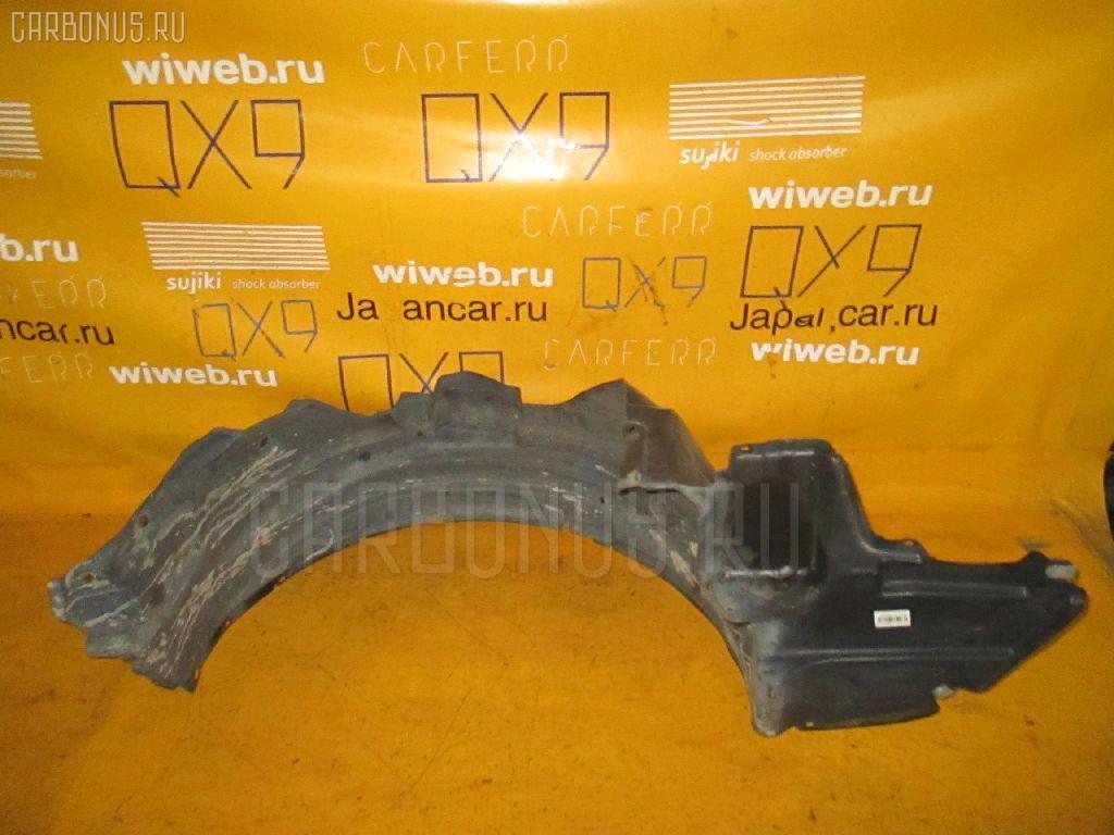 Подкрылок TOYOTA MARK II JZX110 1JZ-FSE. Фото 10