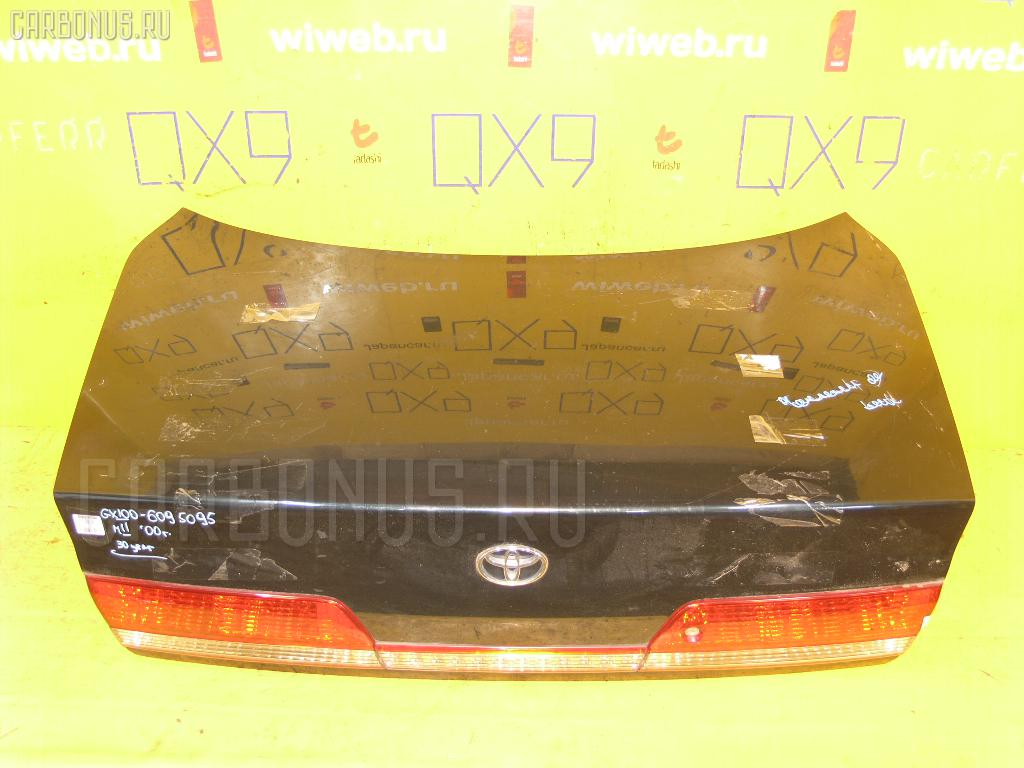 Крышка багажника TOYOTA MARK II GX100. Фото 9