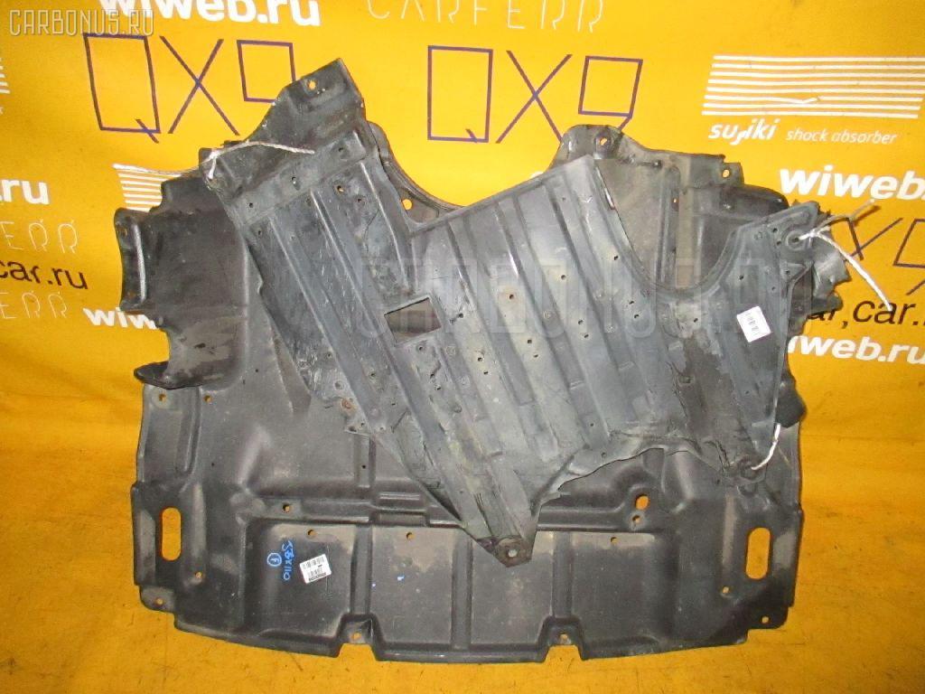 Защита двигателя TOYOTA MARK II JZX110 1JZ-FSE. Фото 10