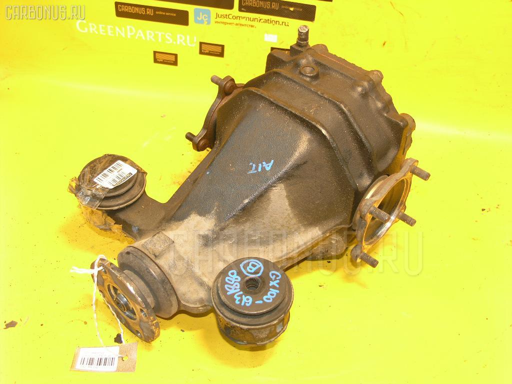Редуктор Toyota GX100 1G-FE Фото 1