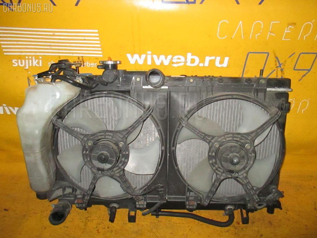 Радиатор ДВС SUBARU LEGACY WAGON BH5 EJ204. Фото 8