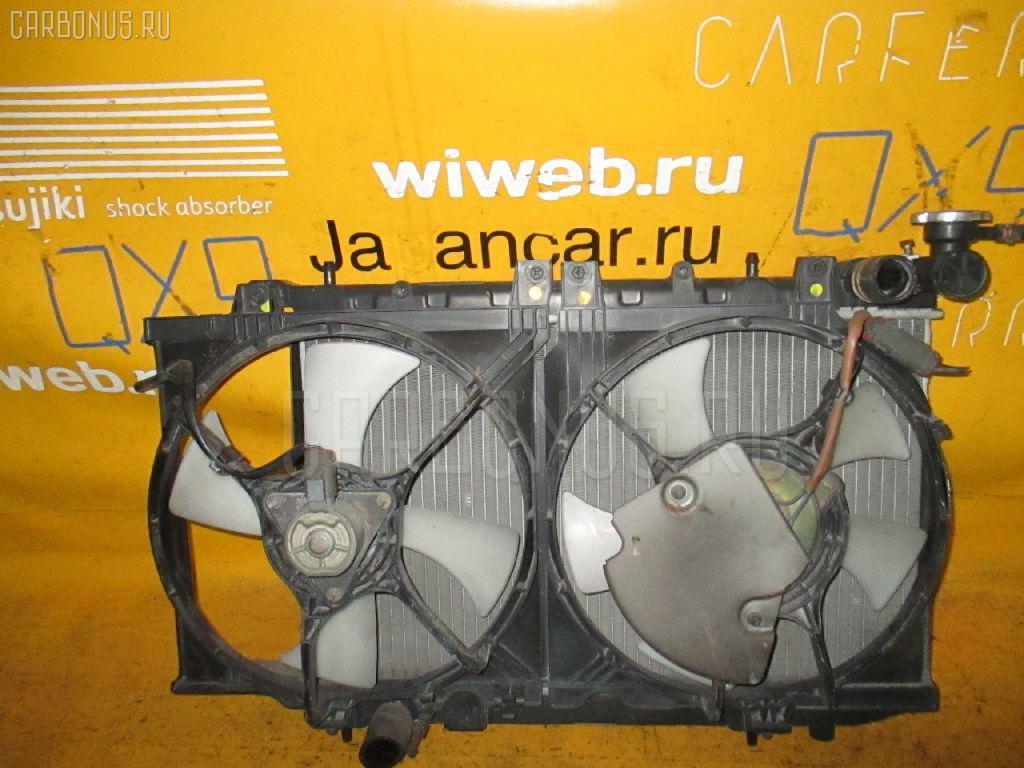 Радиатор ДВС NISSAN AD VAN MVY10 GA13DS Фото 2