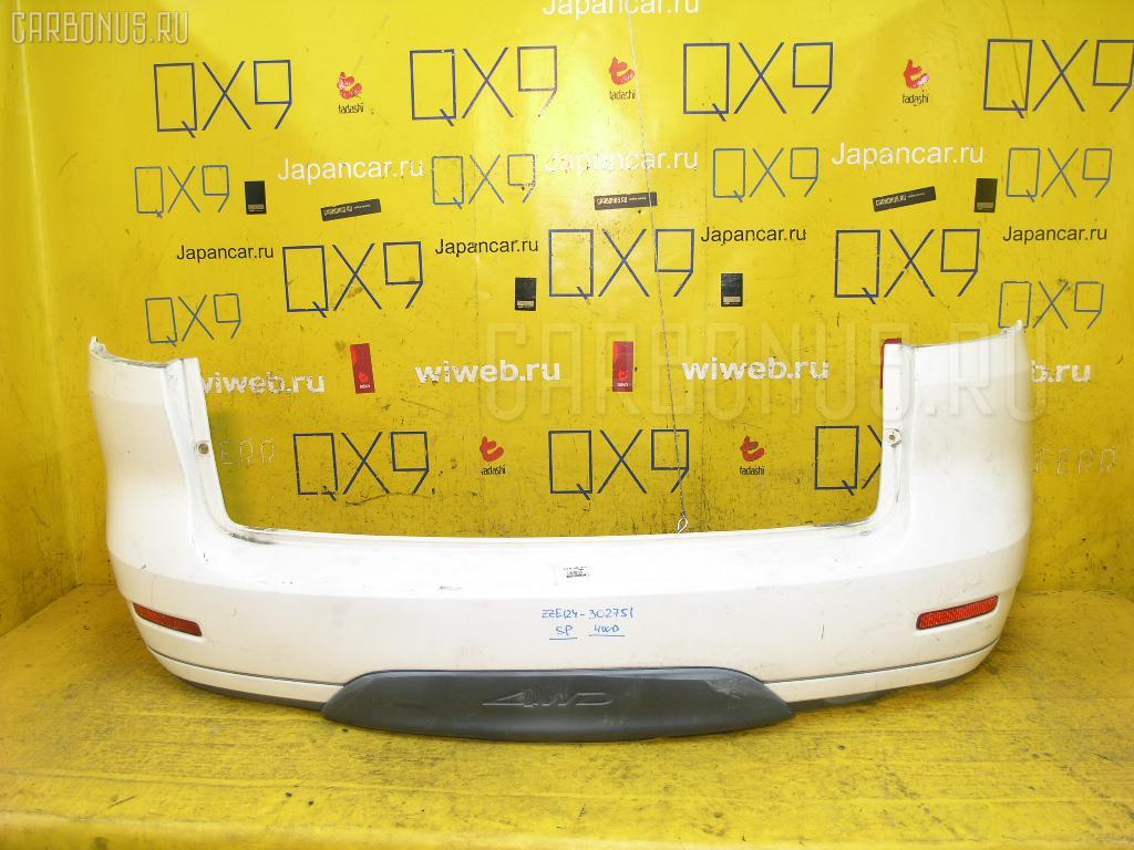 Бампер Toyota Corolla spacio ZZE124N Фото 1