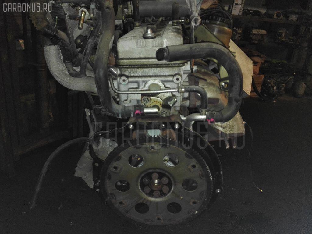 Двигатель TOYOTA MARK II WAGON GX70G 1G-FE Фото 4