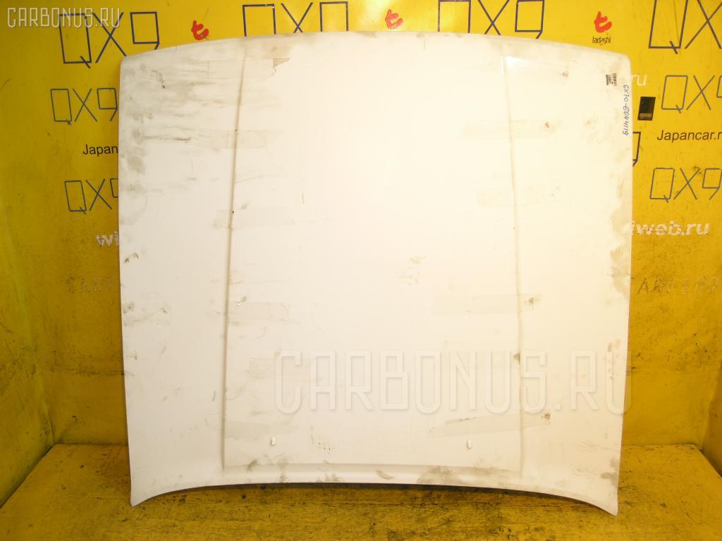 Капот TOYOTA MARK II WAGON GX70G. Фото 5