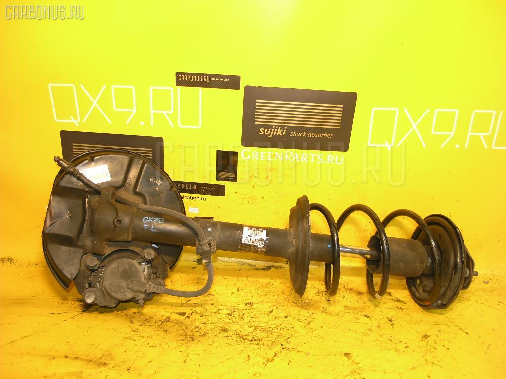Стойка TOYOTA MARK II WAGON GX70G 1G-FE. Фото 3