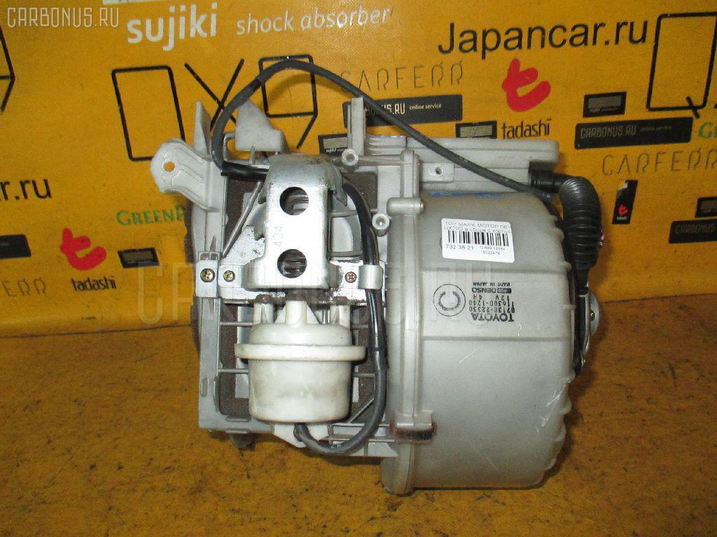 Мотор печки TOYOTA MARK II WAGON GX70G. Фото 3