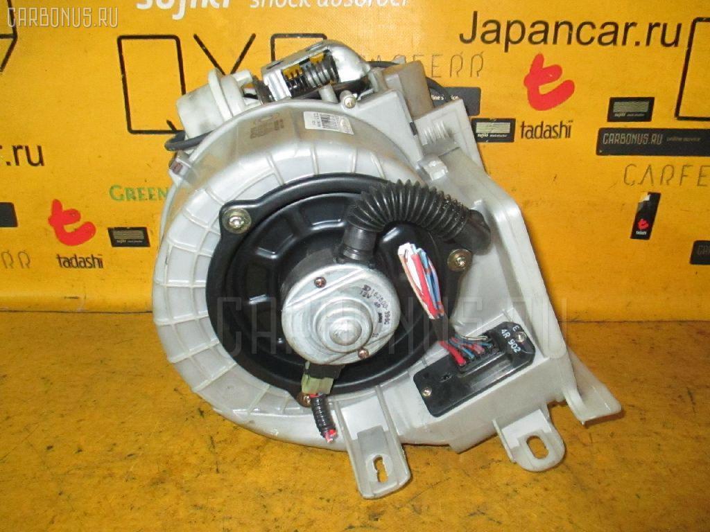 Мотор печки TOYOTA MARK II WAGON GX70G. Фото 6