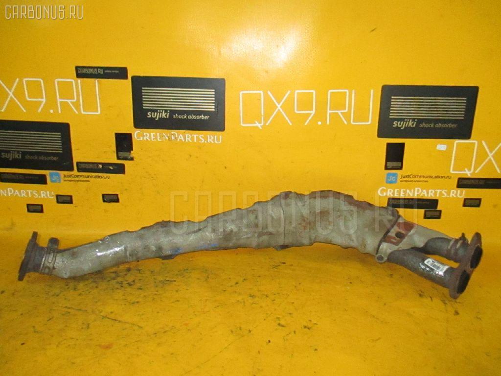 Глушитель TOYOTA MARK II WAGON GX70G 1G-FE Фото 1
