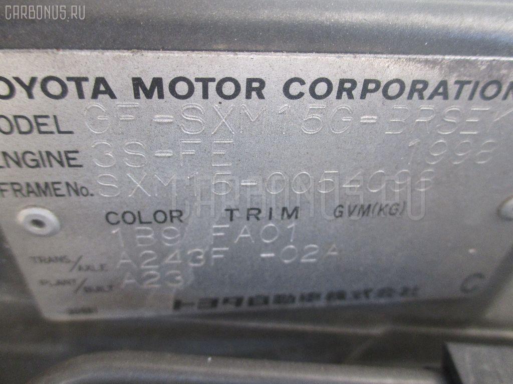 Спидометр TOYOTA GAIA SXM15G 3S-FE Фото 3