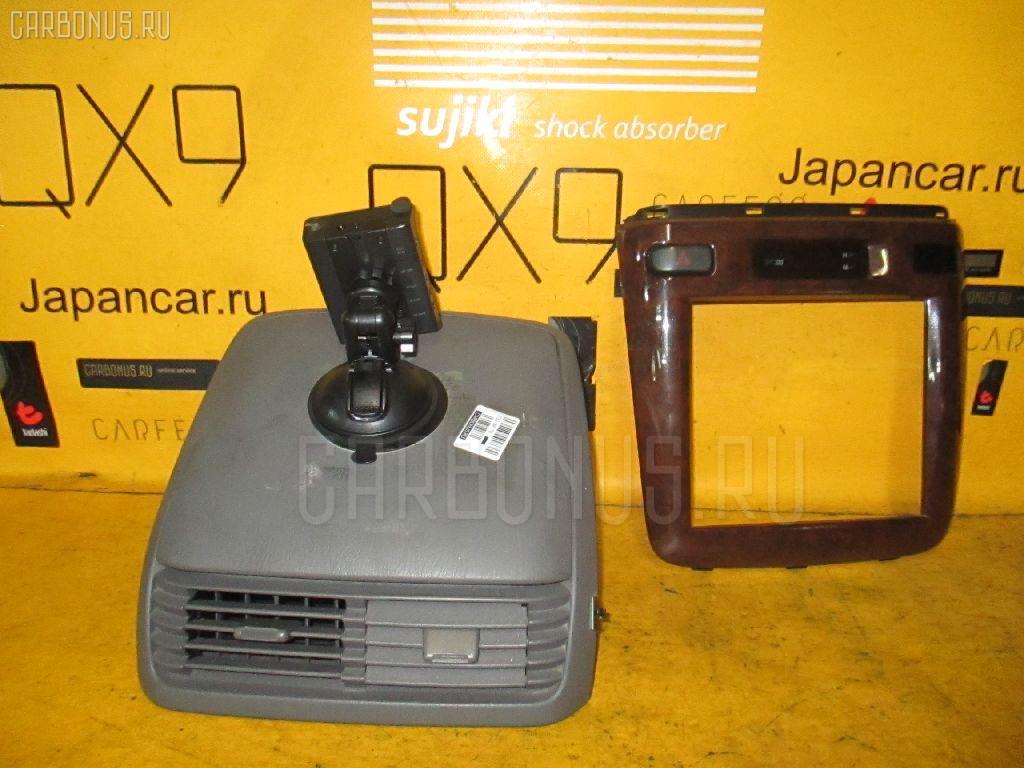 Консоль магнитофона TOYOTA GAIA SXM15G Фото 1