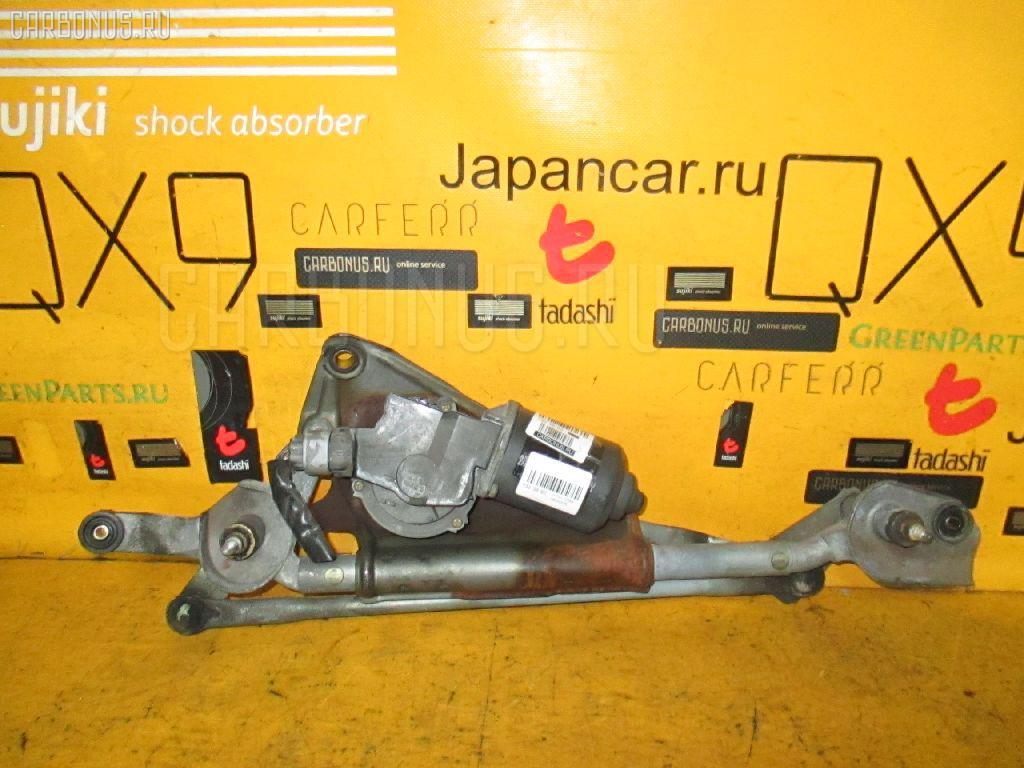 Мотор привода дворников TOYOTA GAIA SXM15G. Фото 3