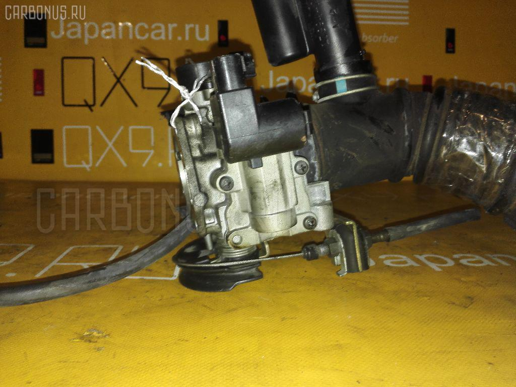 Дроссельная заслонка TOYOTA IPSUM ACM21W 2AZ-FE. Фото 5
