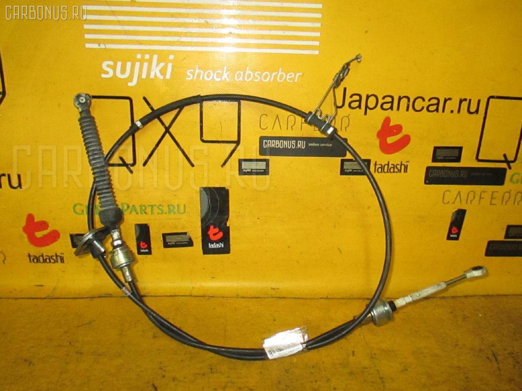 Тросик на коробку передач TOYOTA IPSUM ACM21W 2AZ-FE. Фото 5