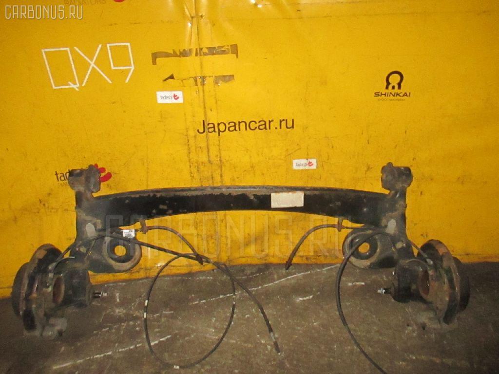 Балка подвески TOYOTA IPSUM ACM26W 2AZ-FE. Фото 8