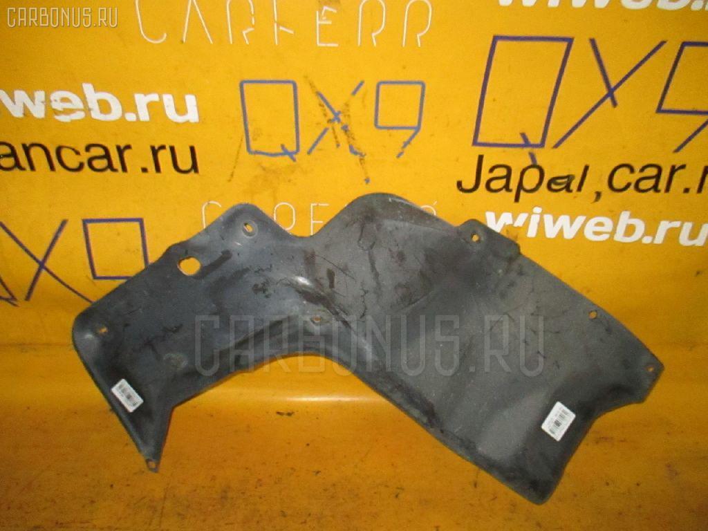 Защита двигателя Toyota Corolla spacio ZZE124N 1ZZ-FE Фото 1
