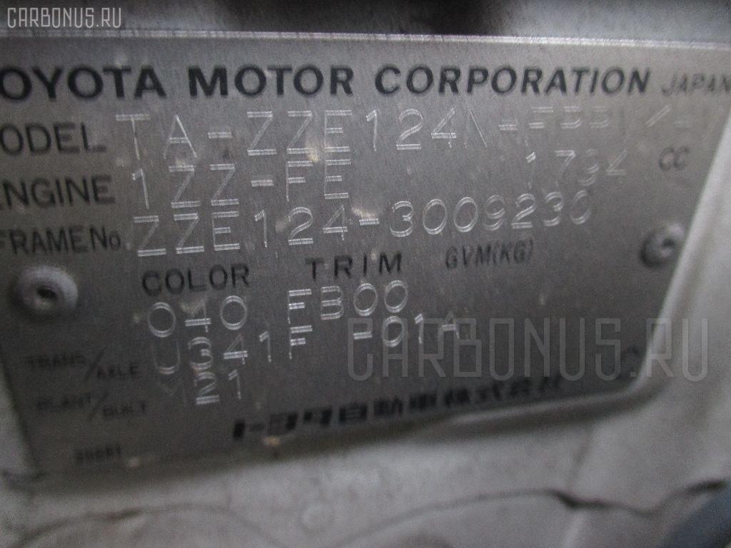 Крепление редуктора TOYOTA COROLLA SPACIO ZZE124N 1ZZ-FE Фото 3