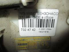 Бензонасос NISSAN WINGROAD Y12 HR15-DE Фото 3