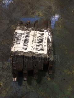 Тормозные колодки Toyota GX100 1G-FE Фото 3