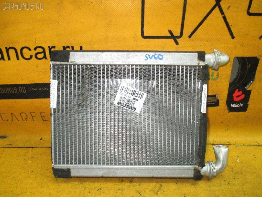 Радиатор печки TOYOTA VISTA ARDEO SV50G 3S-FSE. Фото 9