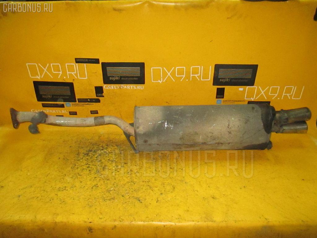 Глушитель HONDA INSPIRE UA1 G20A. Фото 2