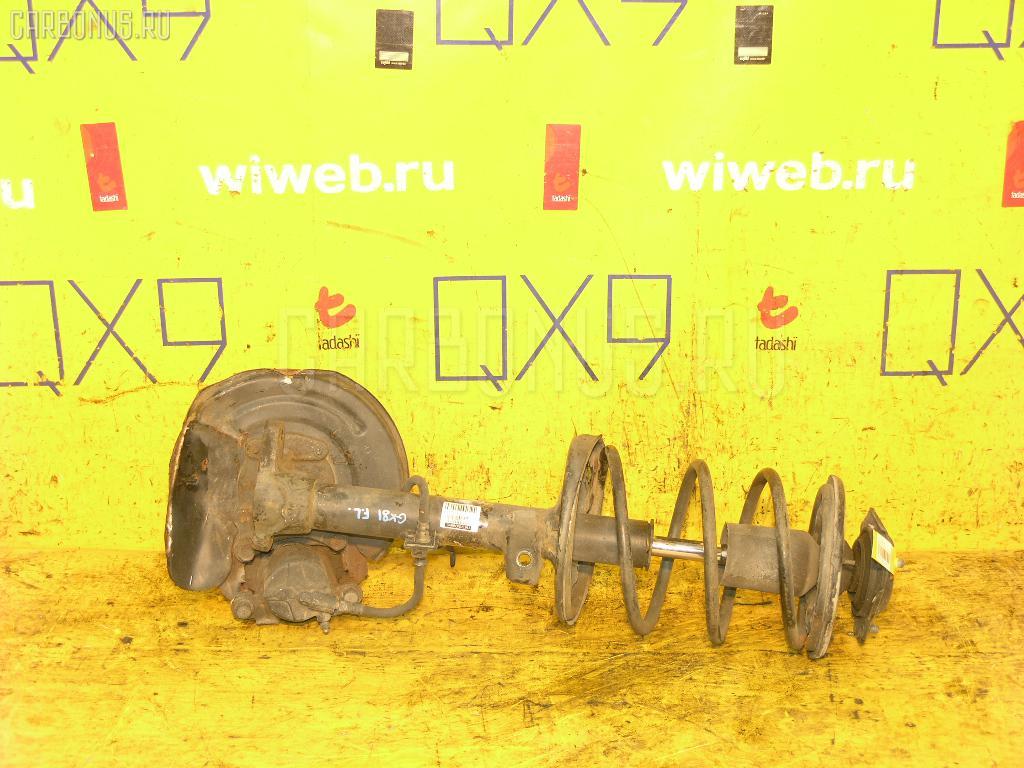 Стойка TOYOTA GX81 1G-FE. Фото 3