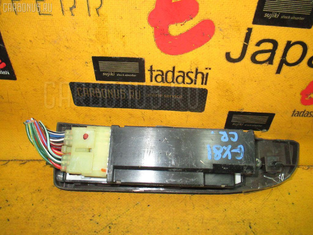 Блок упр-я стеклоподъемниками TOYOTA CRESTA GX81 Фото 2