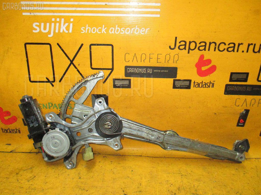 Стеклоподъемный механизм TOYOTA CRESTA GX81 Фото 1
