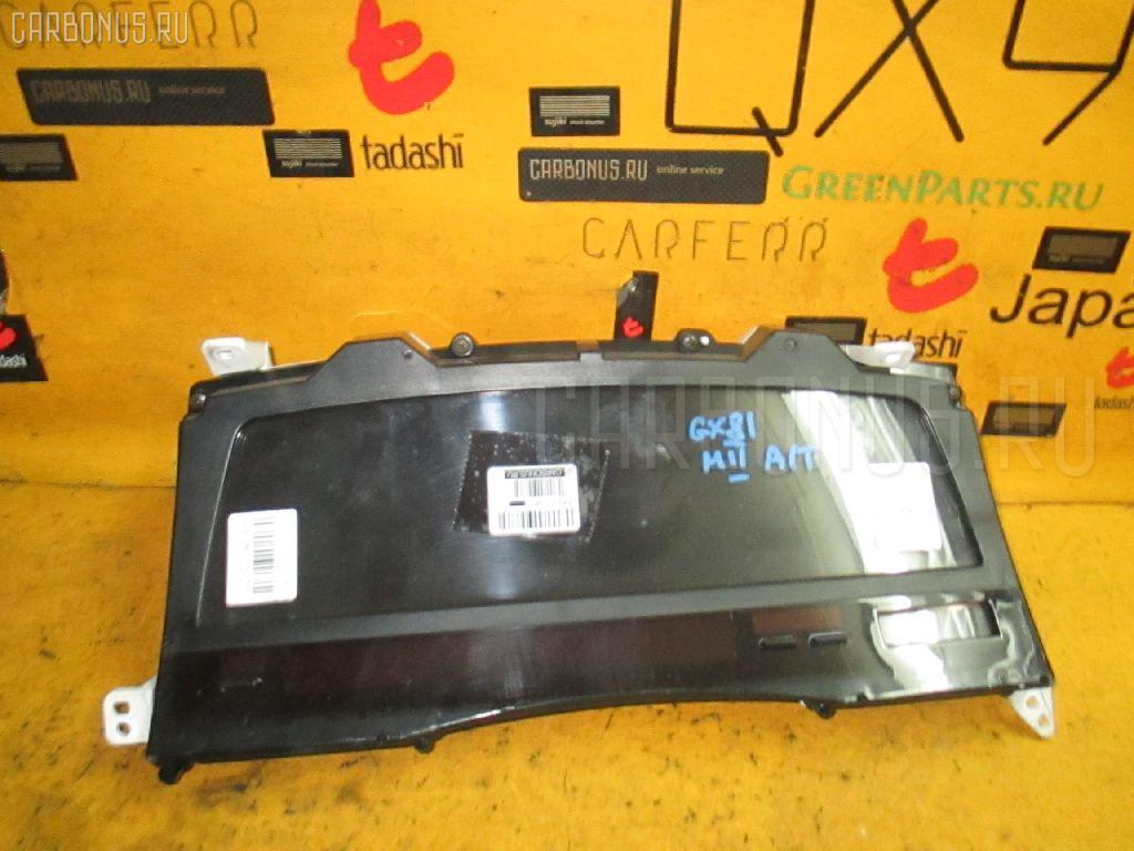 Спидометр TOYOTA MARK II GX81 1G-FE. Фото 10