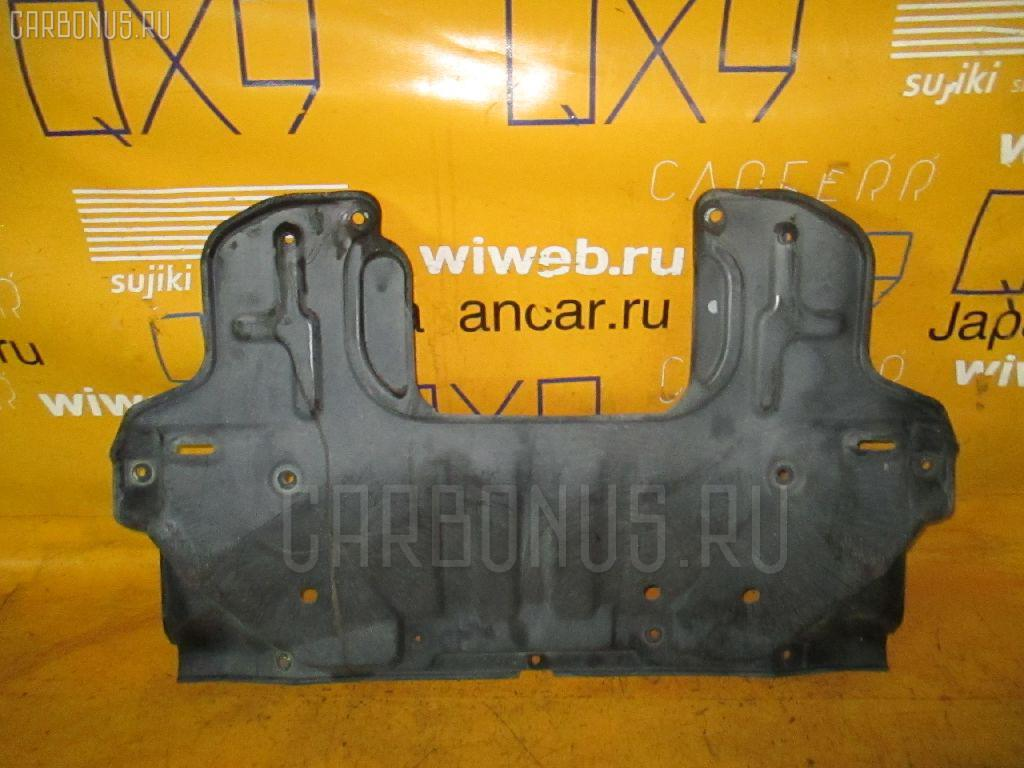 Защита двигателя TOYOTA CROWN COMFORT SXS13 3S-FE Фото 1