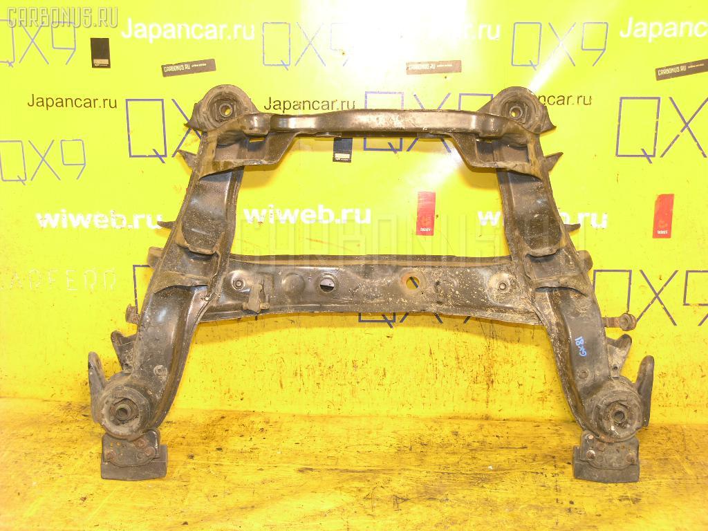Балка подвески TOYOTA GX81 1G-FE. Фото 2
