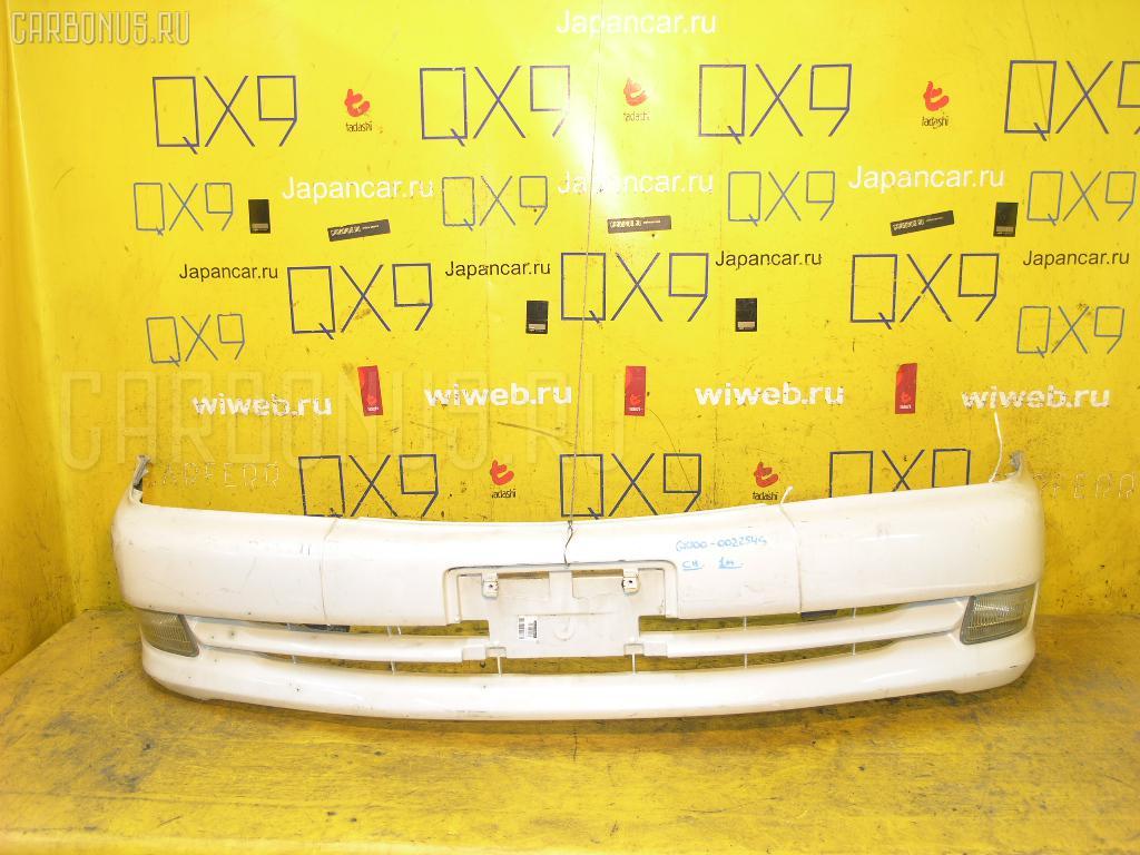 Бампер TOYOTA CHASER GX100 Фото 1