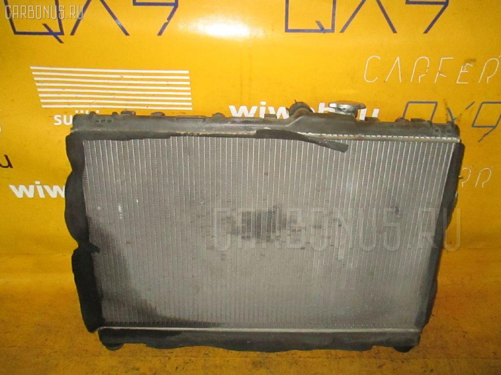 Радиатор ДВС TOYOTA CROWN COMFORT SXS13 3S-FE Фото 2