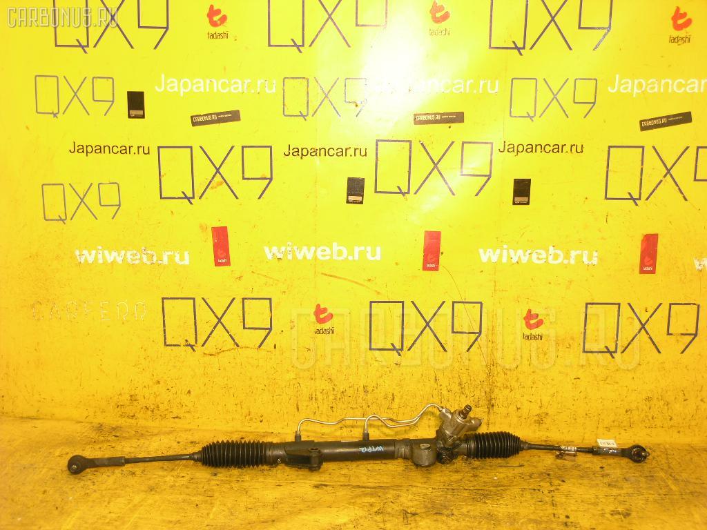 Рулевая рейка NISSAN PRIMERA WAGON WTP12 QR20DE Фото 1