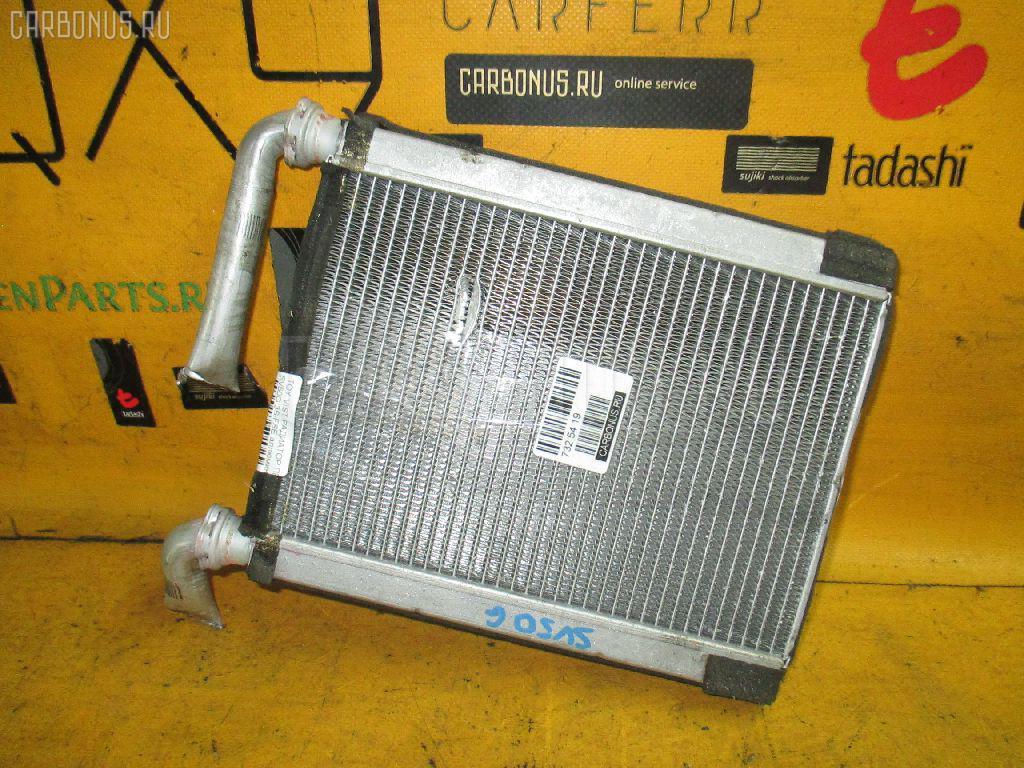 Радиатор печки TOYOTA VISTA ARDEO SV50G 3S-FSE. Фото 10
