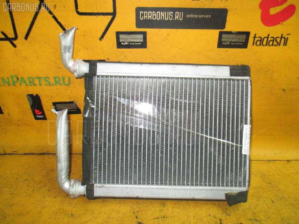 Радиатор печки TOYOTA VISTA ARDEO SV50G 3S-FSE. Фото 11