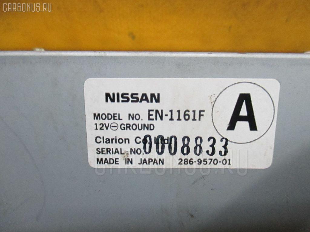 Автомагнитофон NISSAN PRIMERA WAGON WTP12. Фото 11