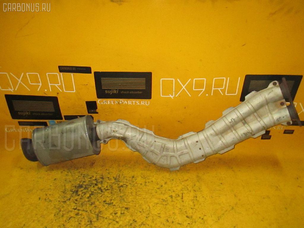 Глушитель TOYOTA MARK II GX110 1G-FE. Фото 6