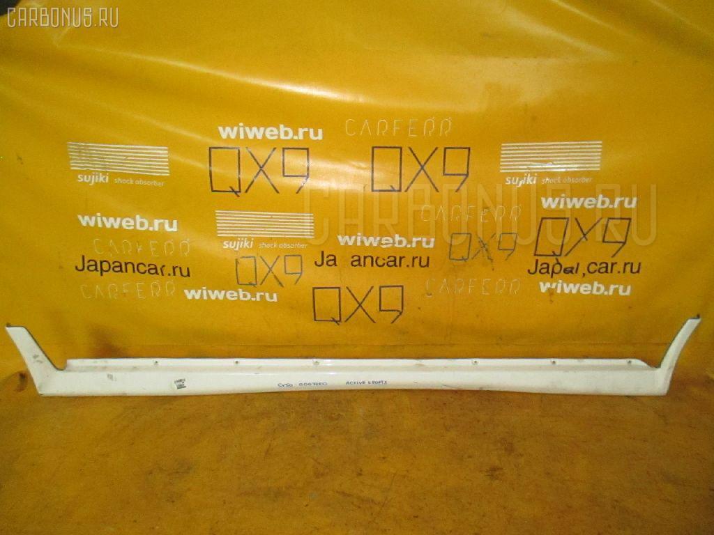 Порог кузова пластиковый ( обвес ) TOYOTA VISTA ARDEO SV50G Фото 3